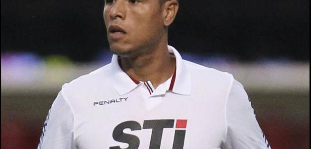 O atacante diz não se ver fora do São Paulo