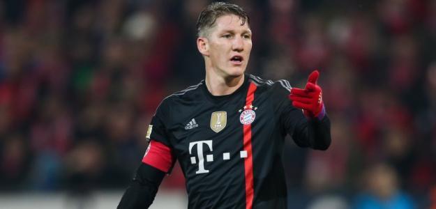 Schweinsteiger pode estar perto do Manchester United