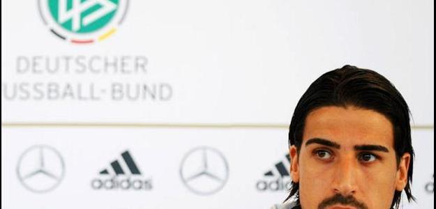 Khedira pode sair do Real Madrid durante a janela de transferências
