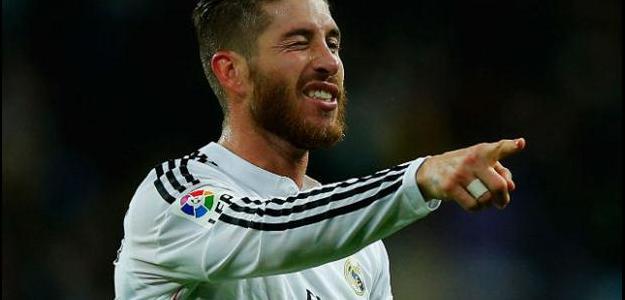 Aos 28 anos, Sergio Ramos veste a camisa do Real Madrid desde 2005