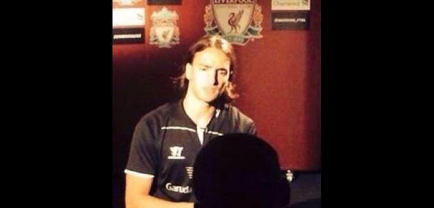 Markovic dá 1ª entrevista pelo Liverpool