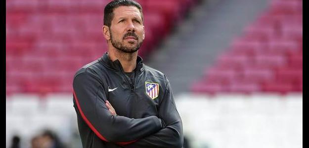 Diego Simeone vem se destacando pelo Atlético Madrid
