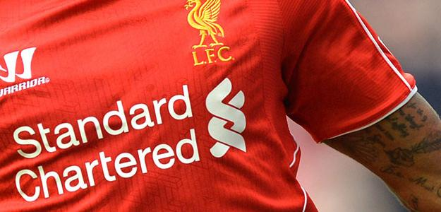 O atacante inglês vive impasse com sua renovação no Liverpool