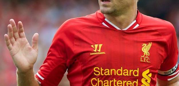 Gerrard é cobiçado por Brendan Rodgers para estender vínculo com Liverpool
