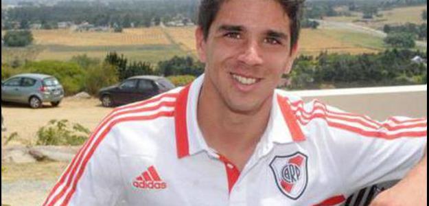 Simeone vestiu a camisa 9 da seleção argentina durante o Sul-Americano sub 20