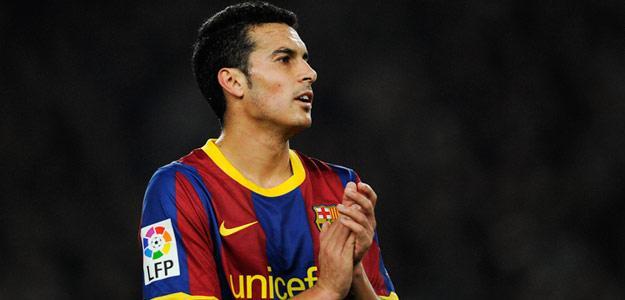José Mourinho e Fábregas teriam convencido Pedro a se mudar para Inglaterra