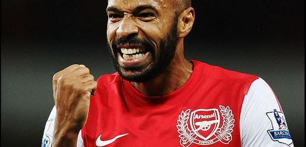 Francês Thierry Henry deve retornar ao Arsenal na próxima janela