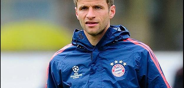 Vindo da base do Bayern de Munique, Müller está no time profissional desde 2008