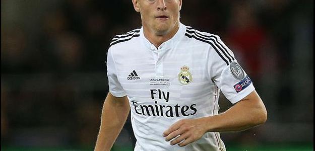 Meia alemão Toni Kroos trocou o Bayern de Munique pelo Real Madrid