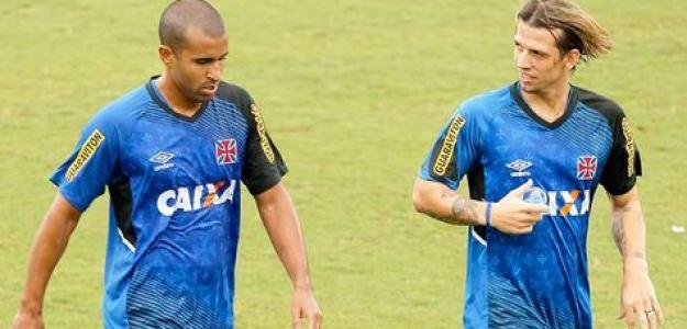 Diguinho e Julio Cesar reforçarão o elenco do Vasco no Campeonato Brasileiro
