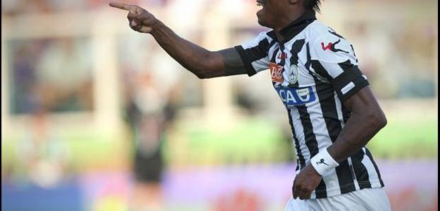 O jogador atualmente é reserva da Udinese