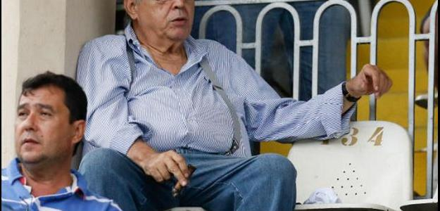 Cartola volta dizendo que o Vasco voltará a ser respeitado por outros clubes