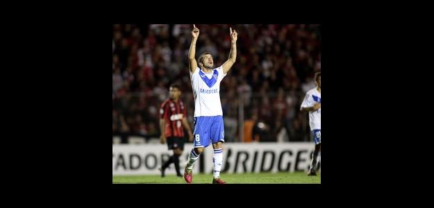 Canteros é titular do Vélez Sarsfield