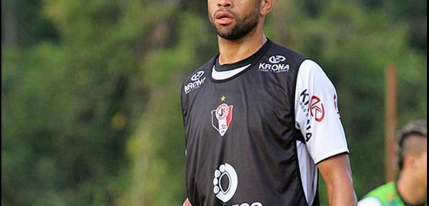 Aos 25 anos, volante Washington deverá reforçar o Palmeiras nesta temporada