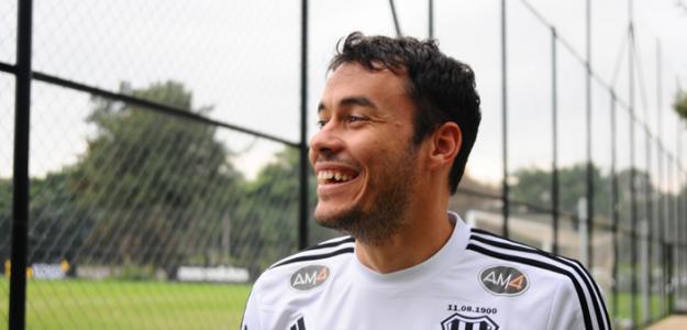 Renato Cajá realizou sua última partida com a camisa da Ponte Preta