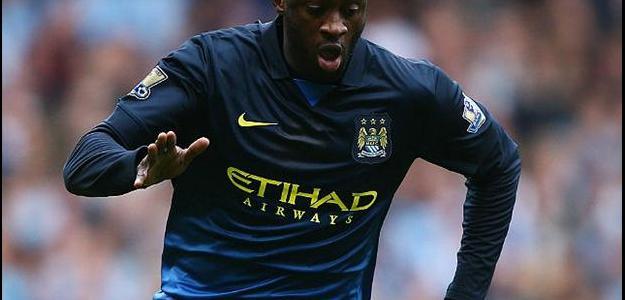 Marfinense Yaya Touré pode ser negociado pelo Manchester City na próxima janela